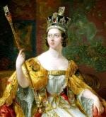 ビクトリア女王18歳