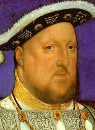 イギリス王ヘンリ8世