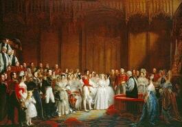 ビクトリア女王の結婚式