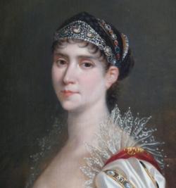 ナポレオンの妻のジョゼフィーヌ