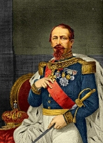 ナポレオン3世・44歳(皇帝)