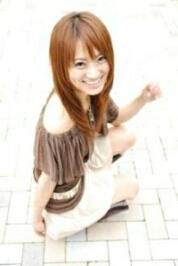 香西咲髪型茶髪 (2)