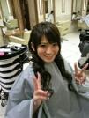 香西咲髪をセット (4)