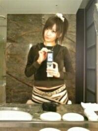 香西咲髪型髪飾り (1)