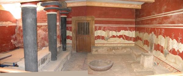 クノックス迷宮の内部