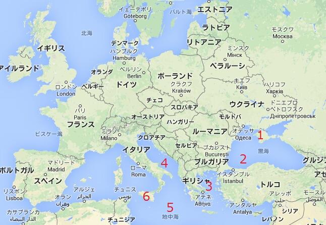ヨーロッパペストの感染経路